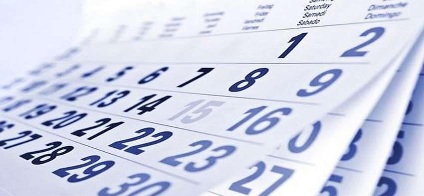 Calendario eventi FITDS 2018