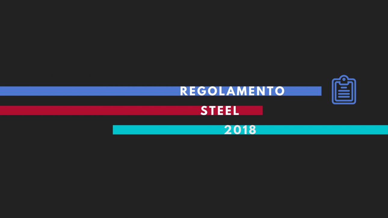 FITDS | Regolamento Steel 2018